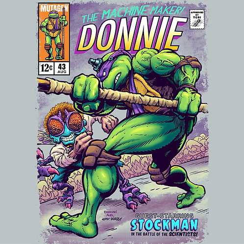 Donnie's Comics - T-Shirt