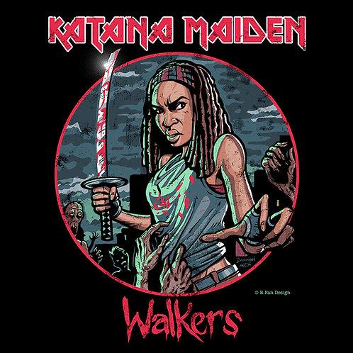 Katana Maiden - T-Shirt