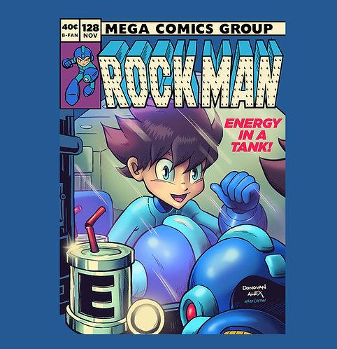 Rockman E Tank - T-Shirt