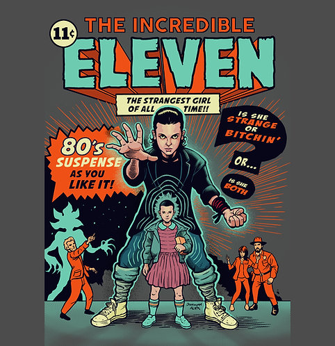 Incredible Eleven - T-Shirt