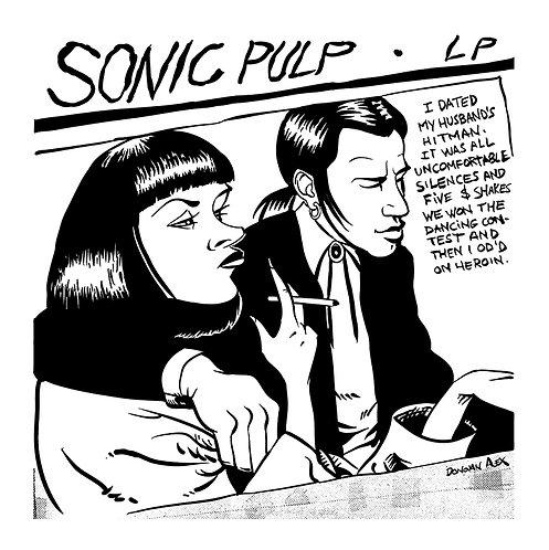 Sonic Pulp - T-Shirt
