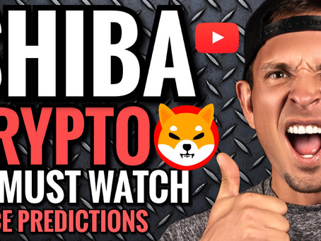 SHIBA CRYPTOCURRENCY - WHAT YOU SHOULD KNOW BEFORE YOU INVEST YOUR MONEY