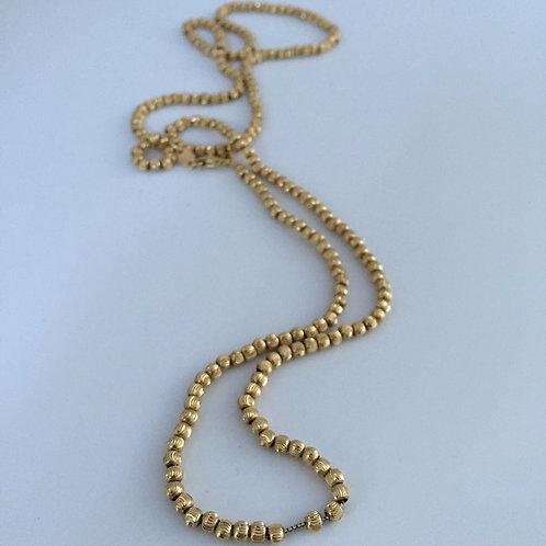 Vintage one-of-a-kind 18K Necklace