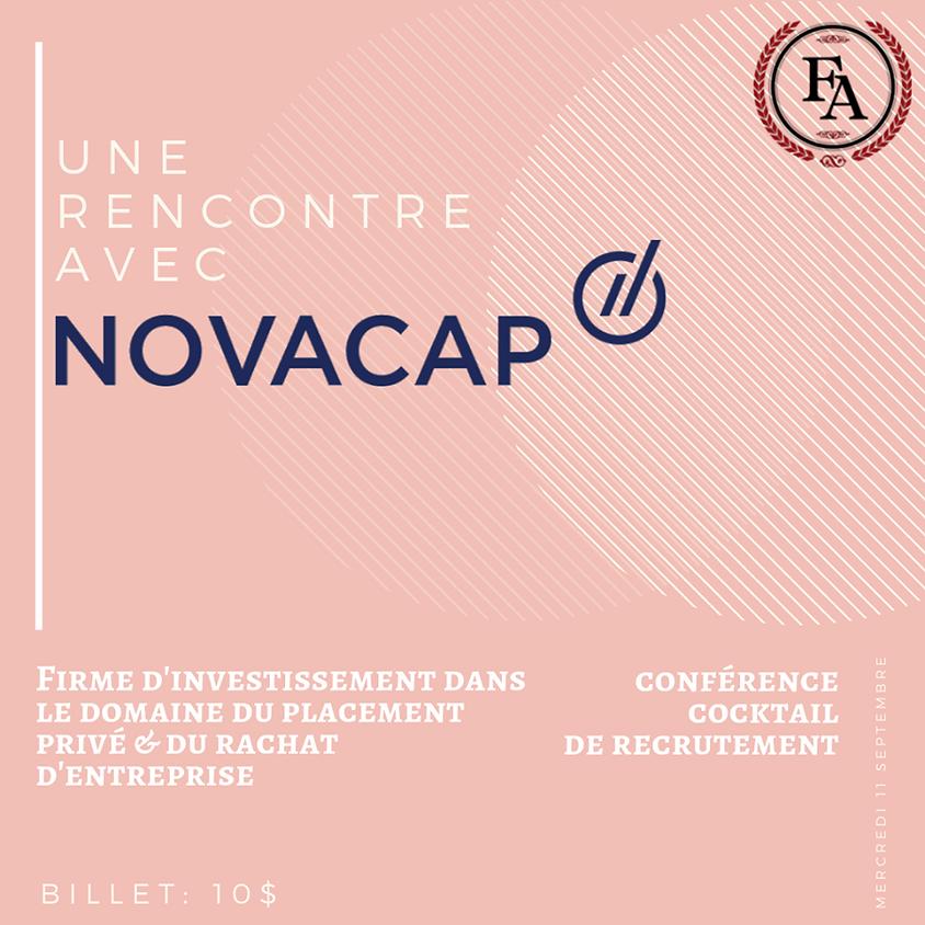 FEA x NOVACAP