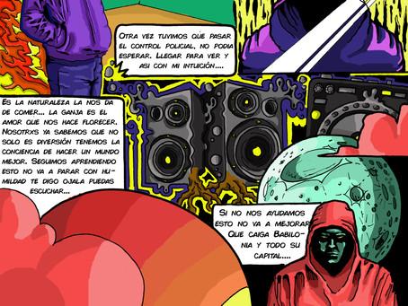 """Dub Club Neuquen presenta oficialmente su primera producción titulada """"DANCESTRAL"""""""