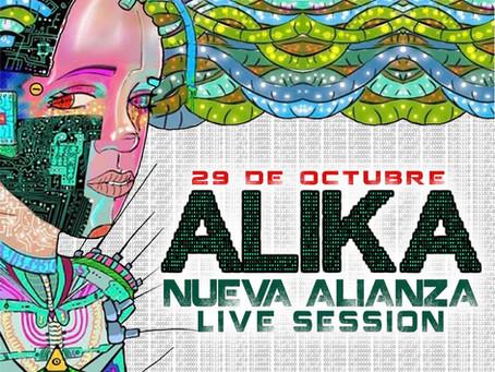 ALIKA & NUEVA ALIANZA - Mantenlo Simple - Streaming show