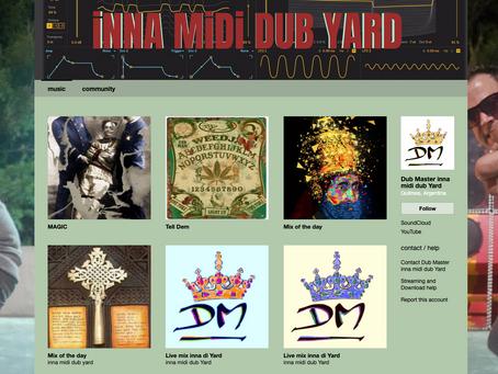New Music from DUB MASTER INNA MIDI DUB YARD