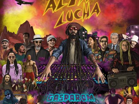 """GASPAR OM"" lanzo ""ALTA LUCHA"" New Album."