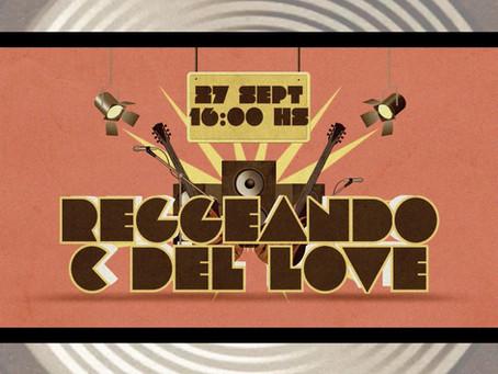 """Reggeando C de Love"". Evento online."