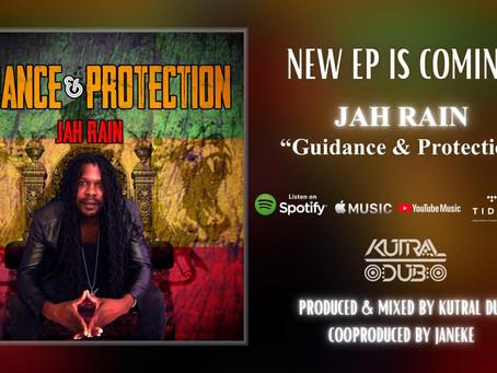 """Próximamente, nuevo lanzamiento de """"Jah Rain"""" & """"Kutral Dub"""" - EP """"Guidance & Protection"""""""
