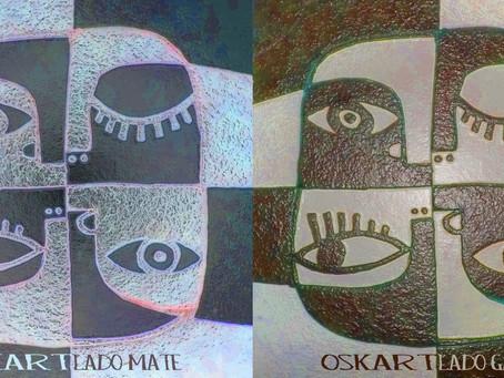 "Nuevo ep doble de ""OSKART"". ""Lado Mate"", ""Lado Ganja"""