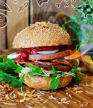 Green Republic vegan Burger klimafreundlich CO2