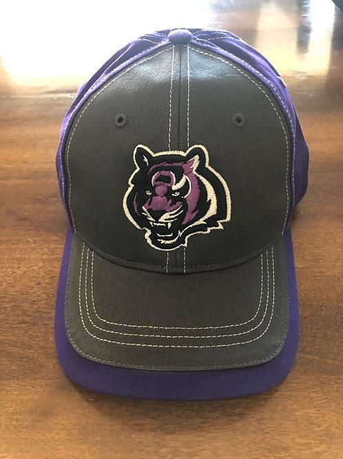 MHS Purple/Dark Grey Logo'd Hat