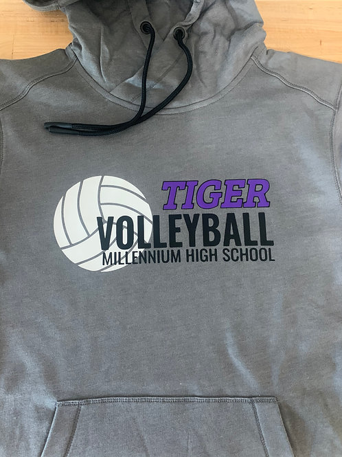 Millennium Volleyball Hooded Sweatshirt