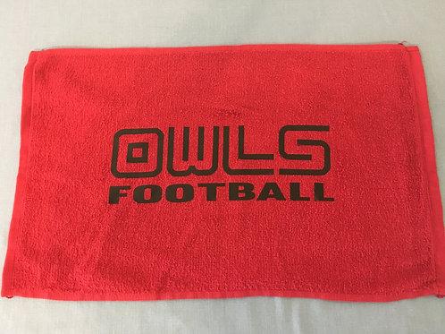 Owls Ralley Towel