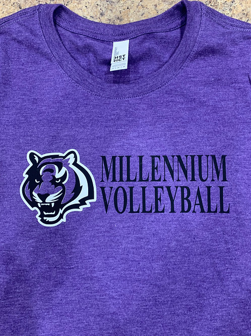Millennium Volleyball Ladies Perfect Tri Tee