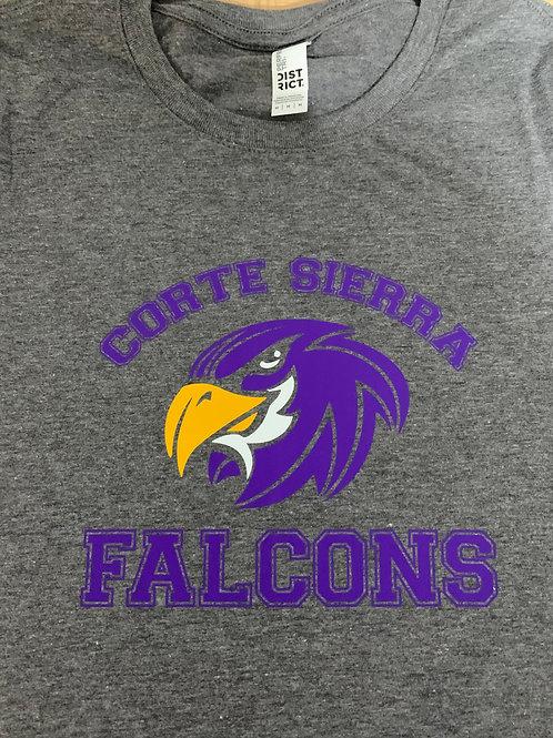 Corte Sierra Falcons Unisex T-Shirt