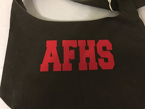 AFHS Logo'd Tote Bag