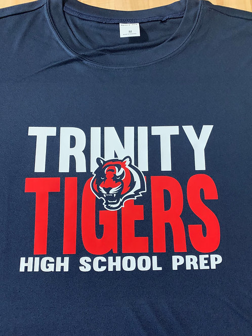 Trinity Ladies Competition Tee w/ Tiger Logo