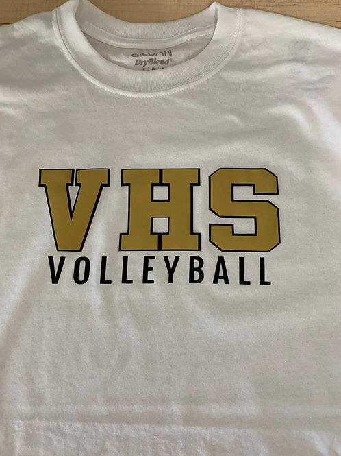 VHS Volleyball Unisex Tee