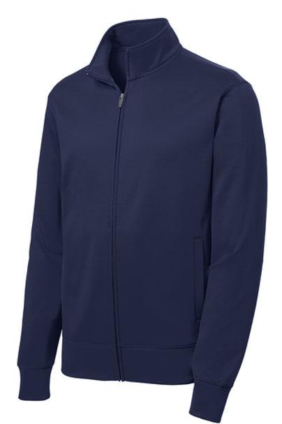 Trinity Ladies Fleece Full Zip Jacket w/Crest