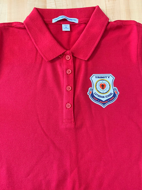 Trinity Ladies Core Classic Pique Polo