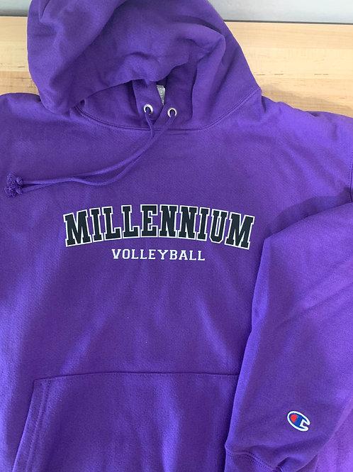 Millennium Volleyball Champion Hoodie