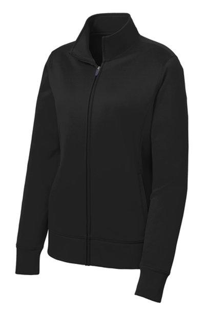 Atonement Lutheran Logo'd Ladies Sport-Wick® Fleece Full-Zip Jacket