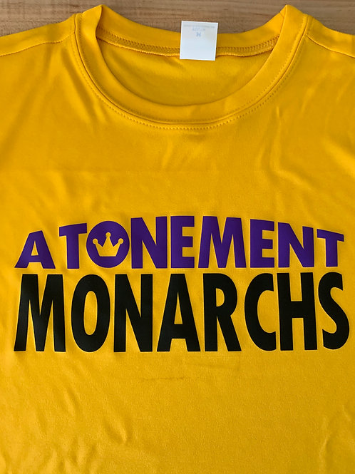 Atonement Adult PE Shirt - PosiCharge Competitor Tee