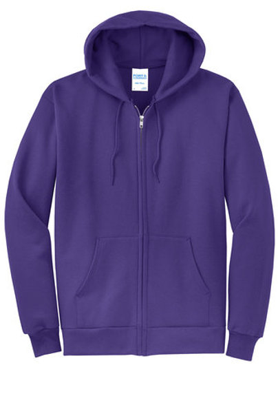 Atonement Lutheran Logo'd Unisex Zip Up Hoody