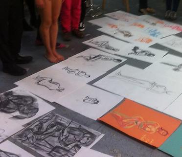 Life Drawing Classes Dublin Ireland