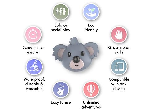 Funtips stylus koala