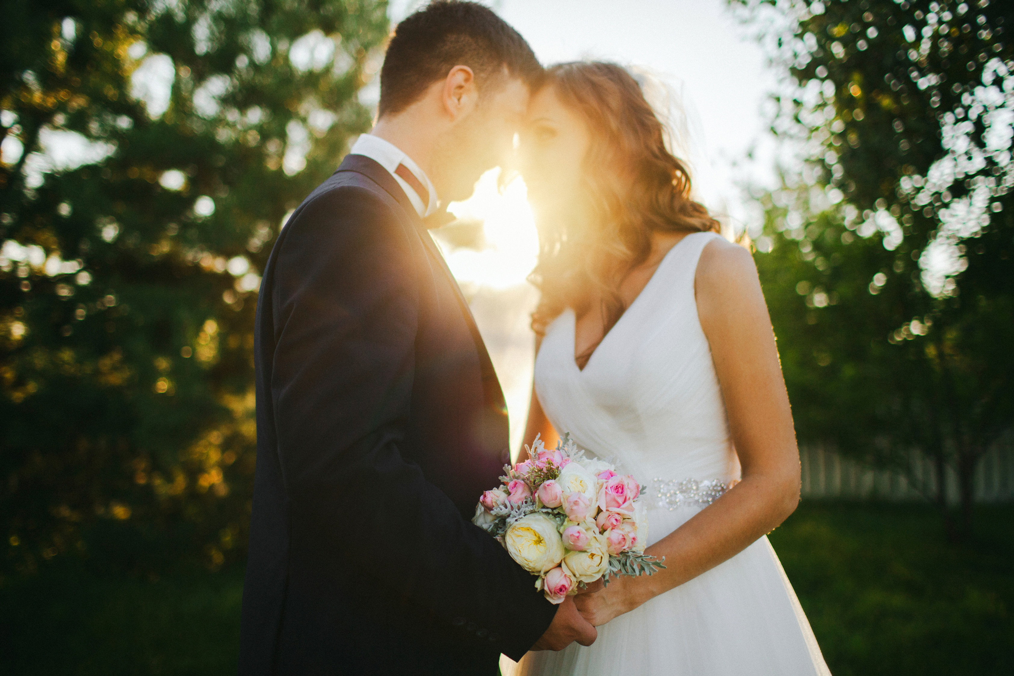 Tying the Knot/ Month of Planning