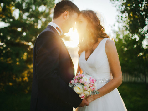 Weddings are overrated: Marriage is underrated!