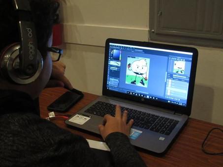 Virtual learning and your story / Aprendizaje virtual y tu historia