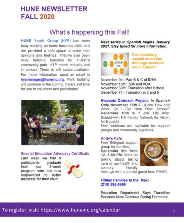HUNE newsletter Fall 2020.jpg