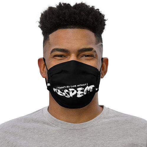 Respect Premium Face Mask