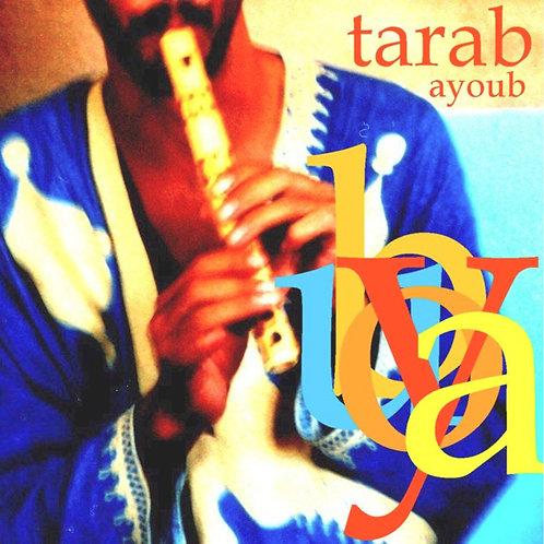 Ayoub (Faber J. Rheder): Tarab (Cd-single)