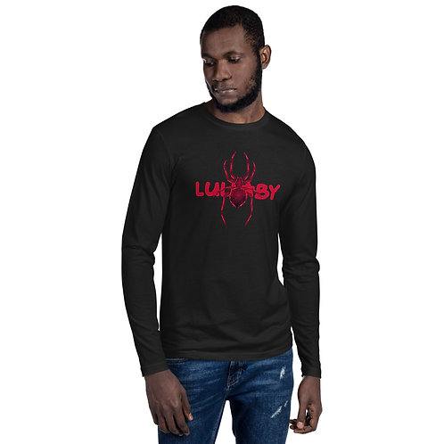 Lullaby Long Sleeve Fitted Crew