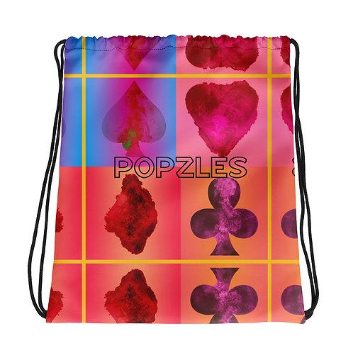 Popzles BackPack / Mochila con cordones