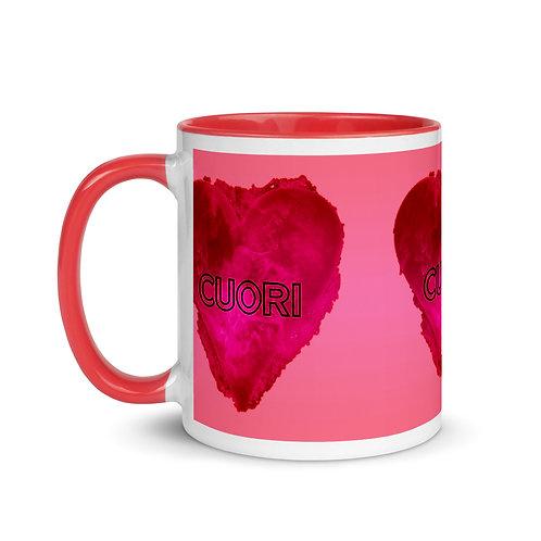 Cuori Cup Taza