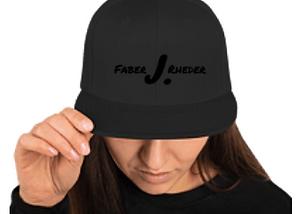Faber J. Rheder Classic Hat Gorra Black.