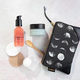 hawaii beauty skincare product photography