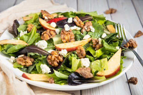 Bite Squad Food Photography.Blue Cheese and Walnuts Salad.jpg