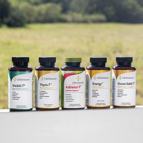 Lifeseasons Supplements