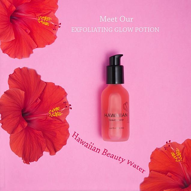 Skin care products Honua Hawaiian Beauty Water