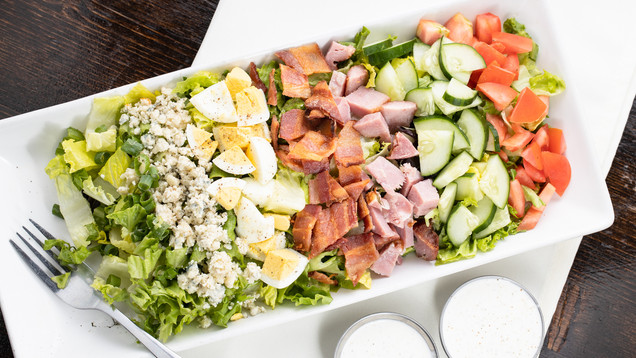 Cobb Salad, hawaii food photographer