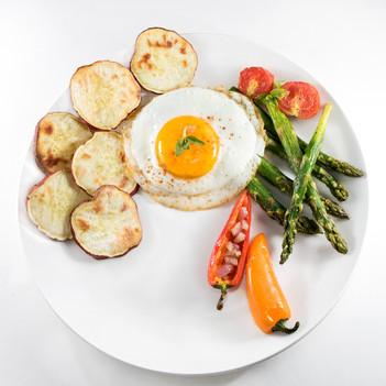 Healthy and tasty Breakfast, hawaii food & drink photography
