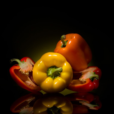 Sexy Curvy Bell Peppers