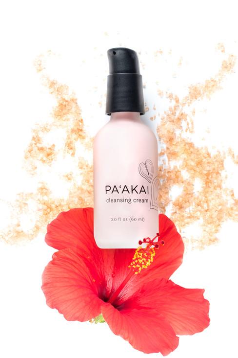 Hawaii Beauty Skincare, hawaii product advertising photography